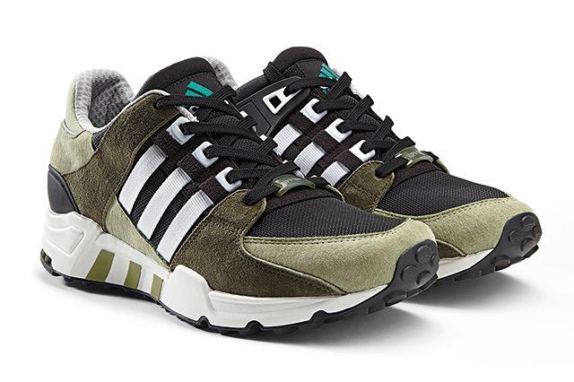 Adidas Originals Eqt Premium Suede Pack 15
