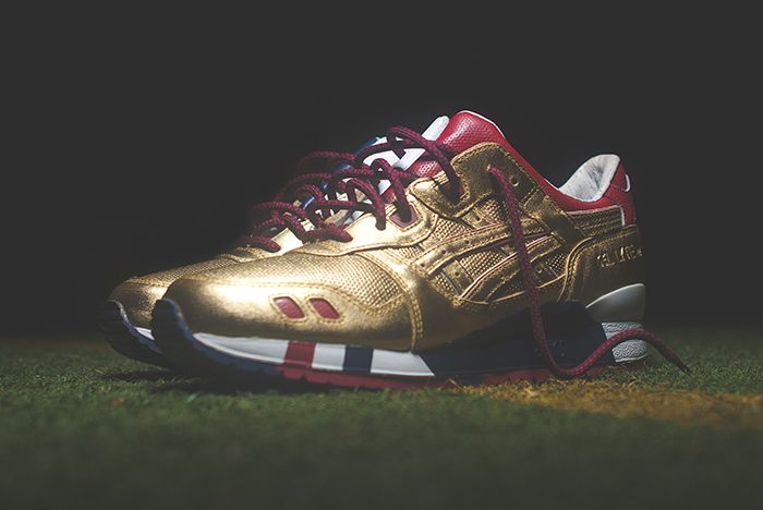Ronnie Fieg Asics Gel Lyte Iii Kith Football Equipment