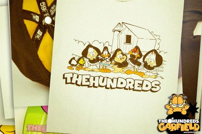The Hundreds Garfield 89 1