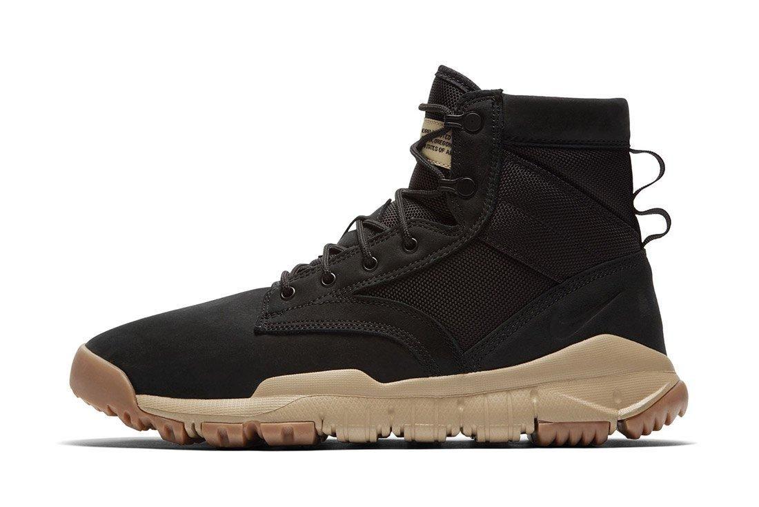 Nike Sfb 6 Inch Black Mushroom 2