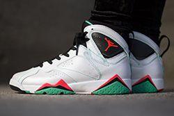 Air Jordan 7 Wmns Verde Thumb