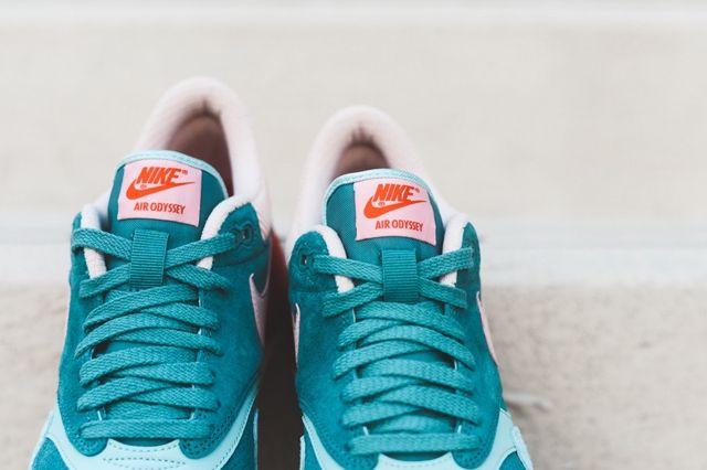 Nike Air Odyssey Ltr Green Haze Sneaker Politics Bump 2