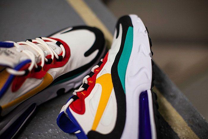 Nike Air Max 270 React Ao4971 002 1 Up Close