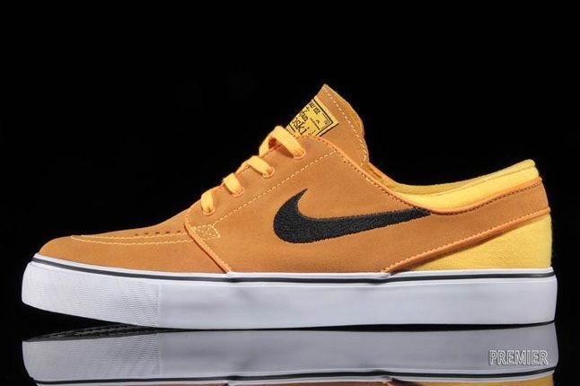 Nike Sb Stefan Janoski Laser Orange 1