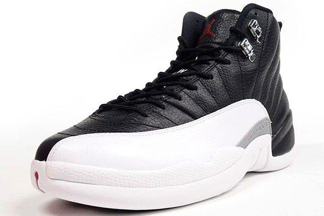 Air Jordan 12 Playoffs 11 1