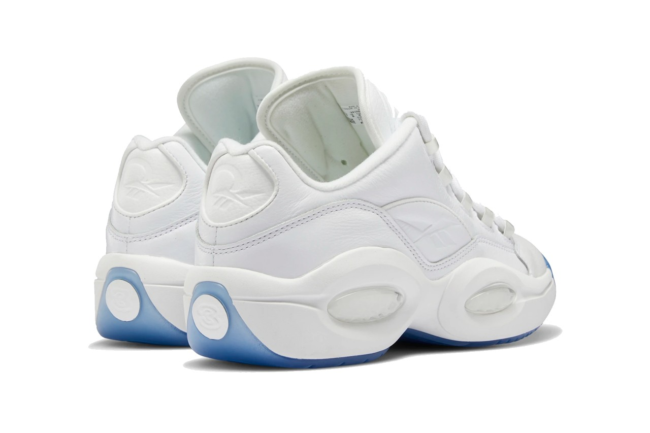 It's 'Clear' This is the Cleanest Reebok Question Low Yet