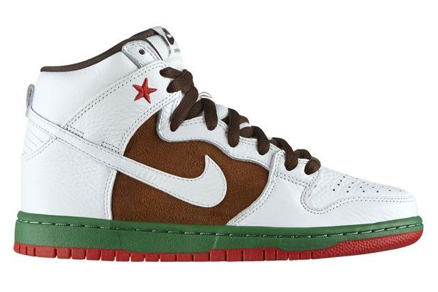 Nike Sb Dunk High Cali 2