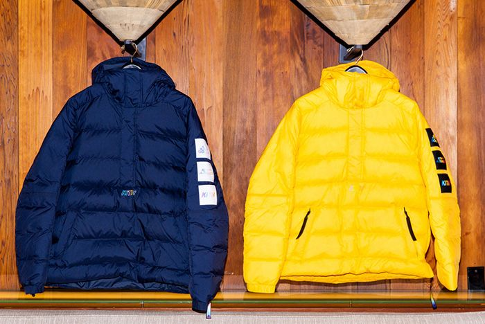 Kith Adidas Terrex Coloured Jackets