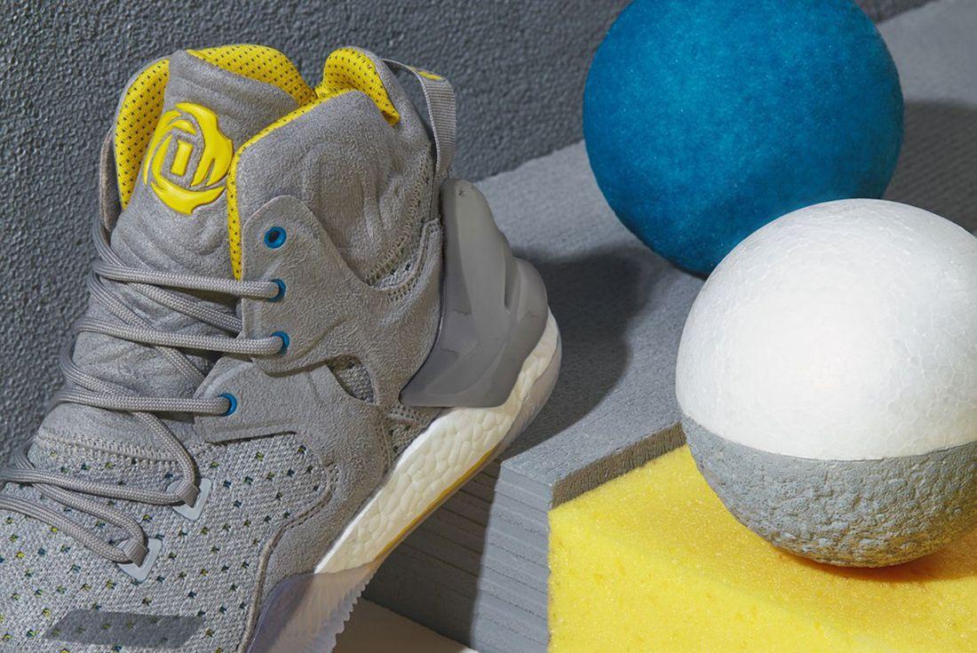 Sneakersnstuff X Adidas D Rose 7 Pk2
