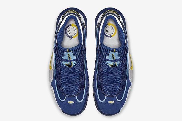 Nike Air Max Penny 1 Warriors 2