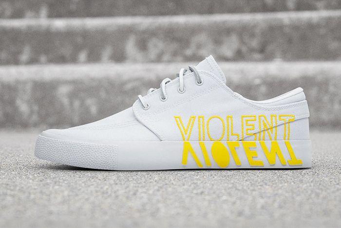 Nike Sb Janoski Rm Violent Femmes Release Date Left Lateral