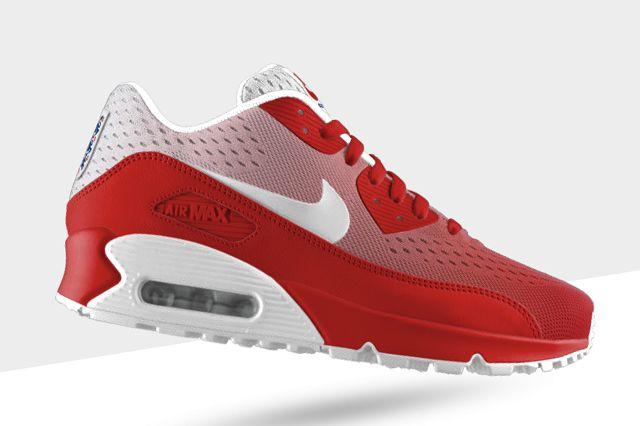 Nike Id – Air Max 90 Em National Pack 9
