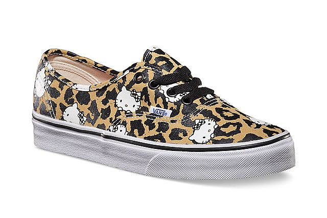 Hello Kitty X Vans Summer 2014 Collection Authentic 2B