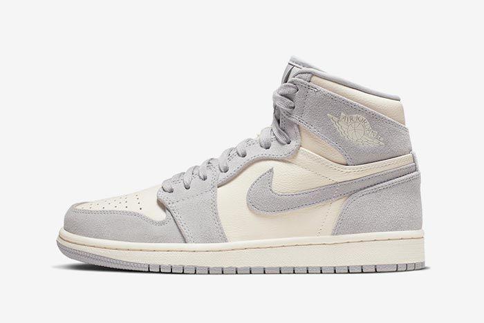 Air Jordan 1 Pale Ivory Lateral