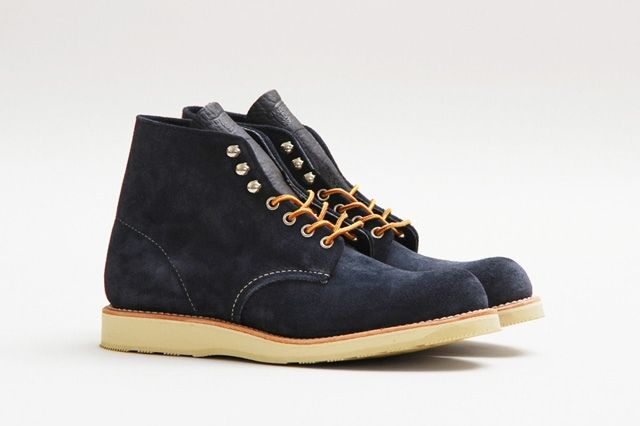 Red Wing Shoes Concepts Plain Toe 7