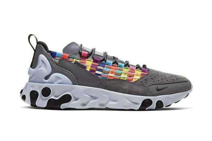 Nike React Sertu Iron Grey 1
