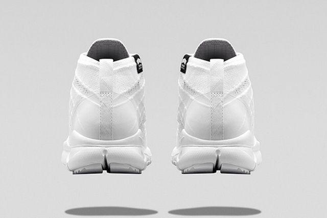 Nike Flkynit Chukka Trainer White White