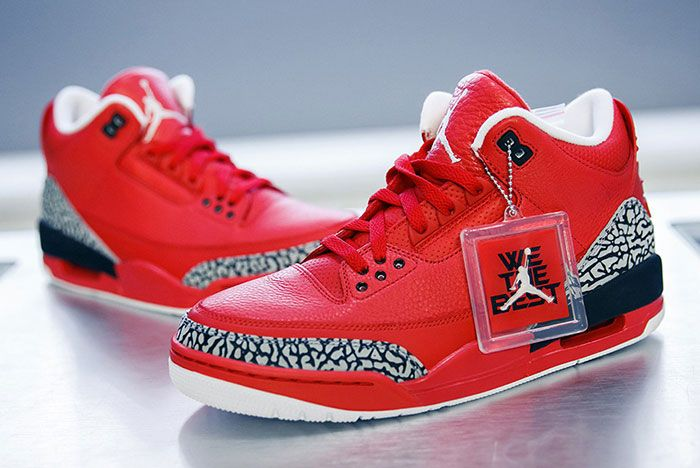 Dj Khaled Air Jordan 3 Grateful 10