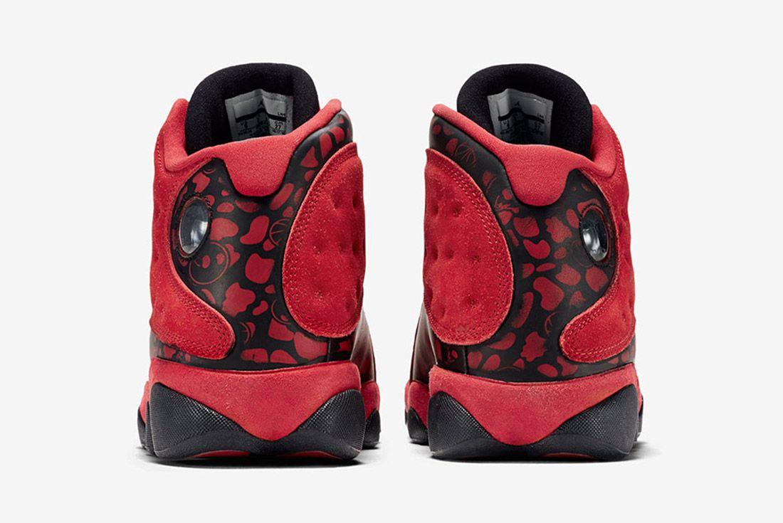 Air Jordan 13 Singles Day What Is Love 9