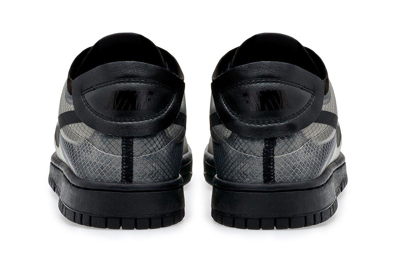 Comme des Garçons x Nike Dunk Low Heel