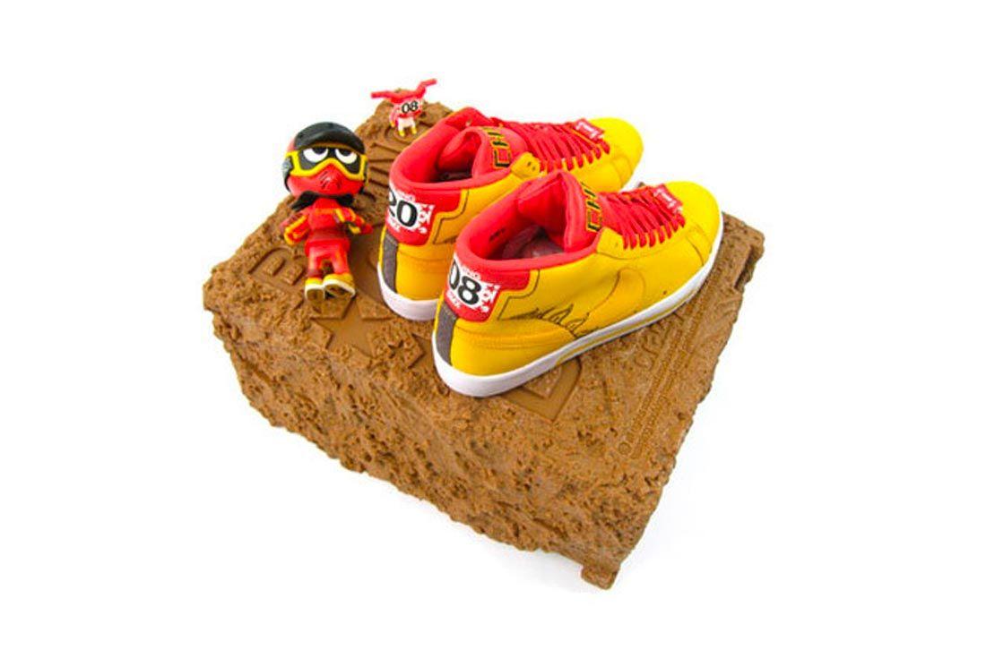 Michael Lau x Nike (China BMX)