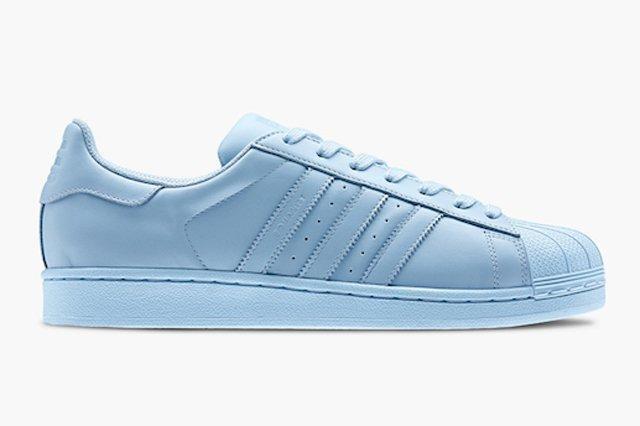 Adidas Superstar Supercolor Baby Blue