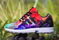 Adidas Zx Flux Water Colour Thumb