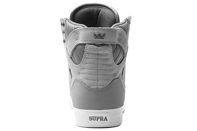 Supra Skytop Cool Grey 8 1
