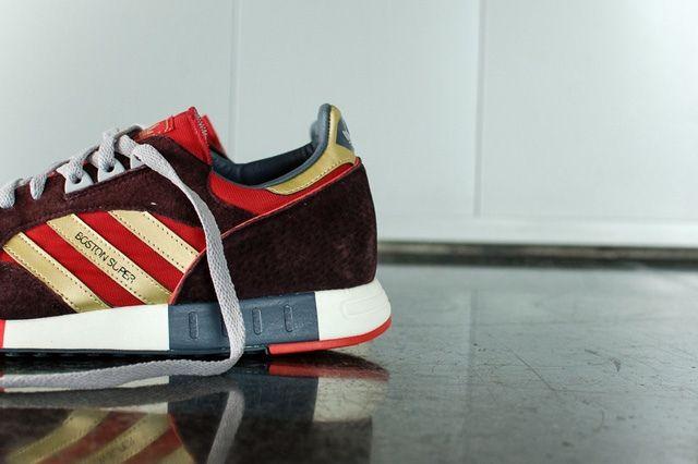 Adidas Boston Super Power Red 2