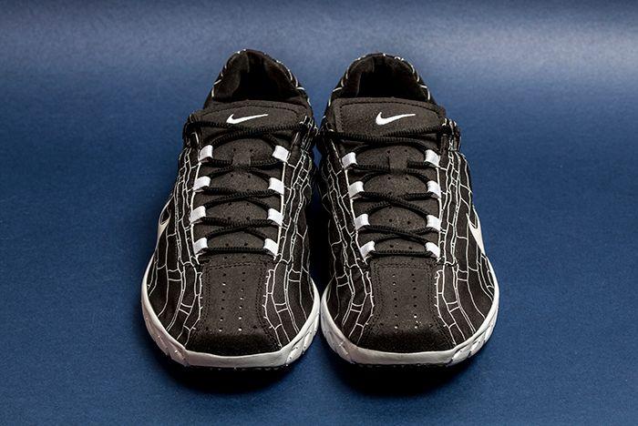 Nike Mayfly Black Pattern 3