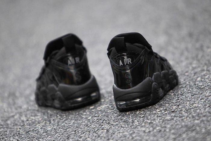 Nike Air More Money Los Angeles Pack Black White Sneaker Freaker 3