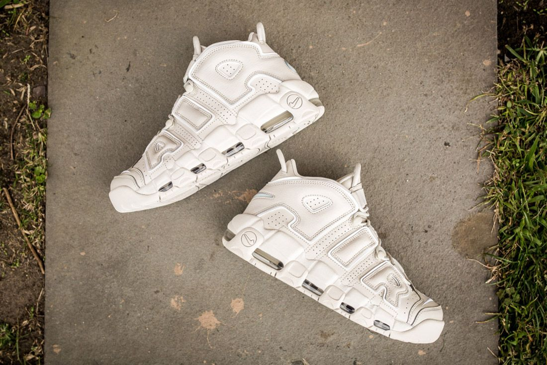 Nike Air More Uptempo 96 Light Bone 6