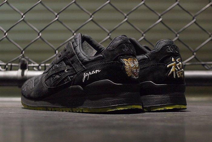 Beams X Mita Sneakers X Asics Gel Lyte Iii Souvenir Jacket7