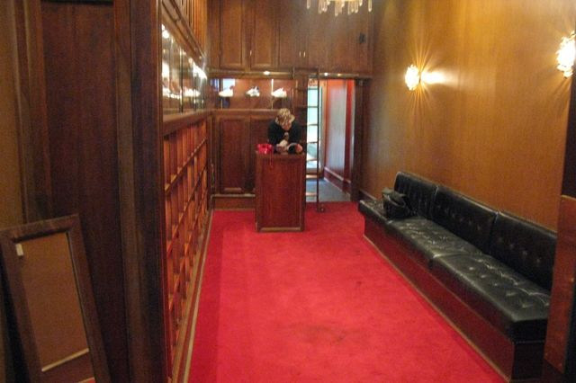 Alife Rivington Club New York City Hallway