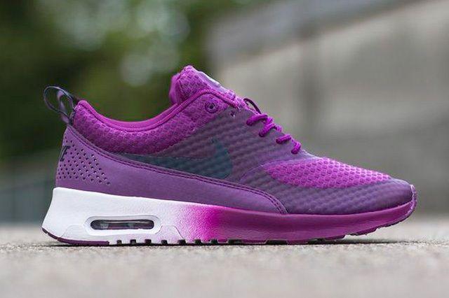 Nike Air Max Thea Bright Grape Thumb