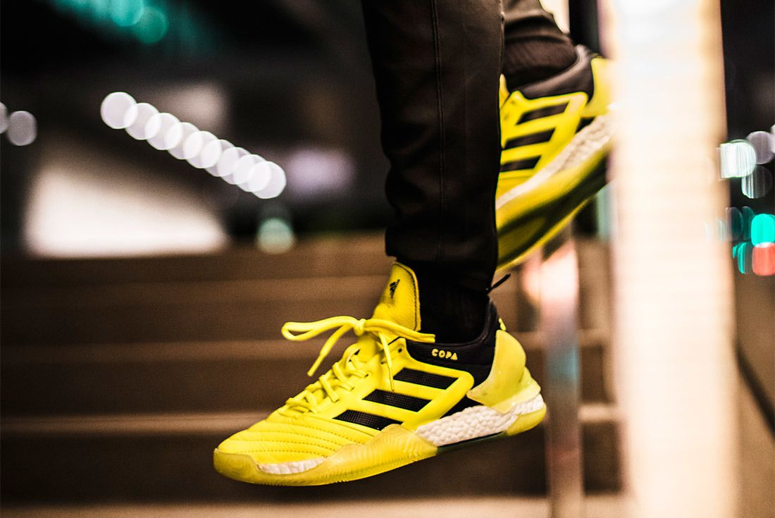 """Adidas X The Shoe Surgeon """" Electricity"""" Copa Rose 2 0 12"""