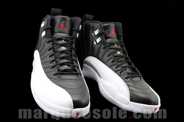 Air Jordan 12 Playoffs 03 1