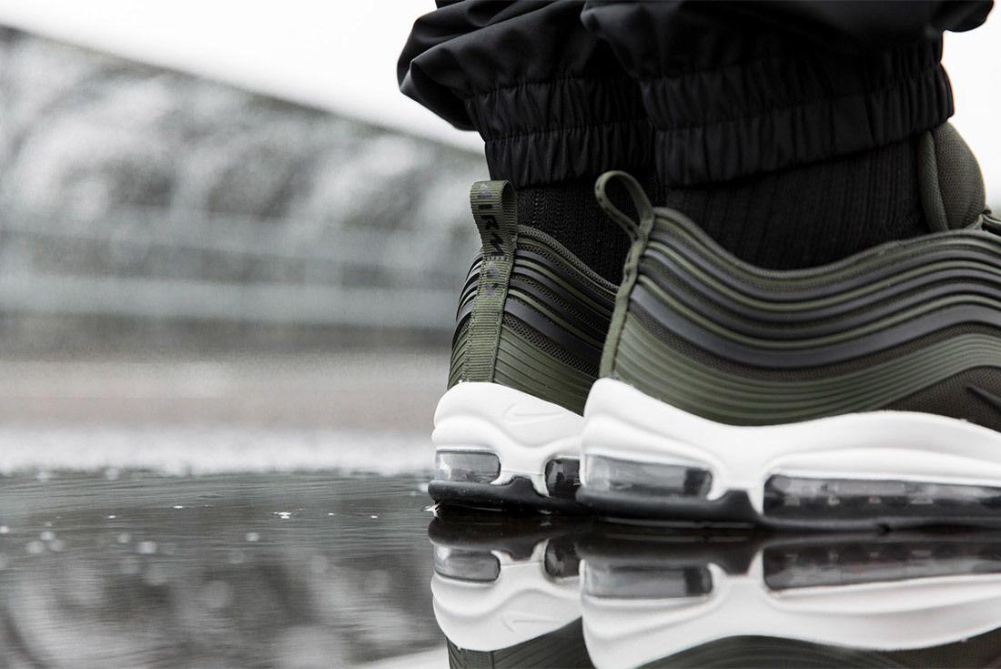 Nike Air Max 97 Ultra Premium Cargo Khaki Sneaker Freaker 1