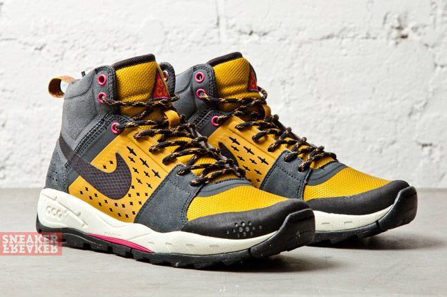 Nike Wmns Air Alder Mis Oms Gold Suede Anthracite 2