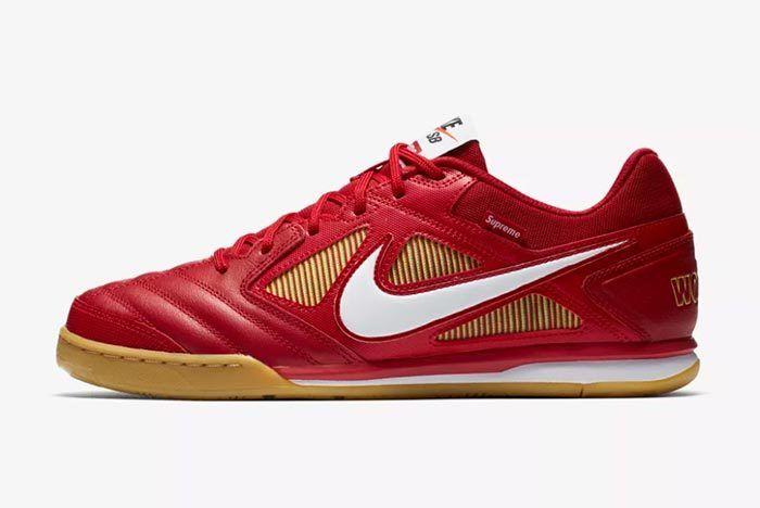 Supreme X Nike Sb Lunar Gato 2