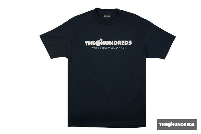 The Hundreds Rosewood Tee 2 1
