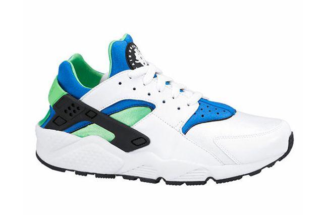 Nike Air Huarache Scream Green
