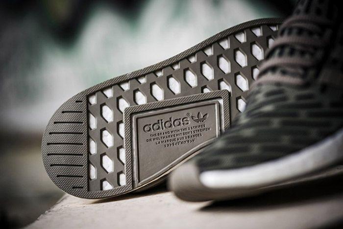 Adidas Nmd R2 On Foot 1