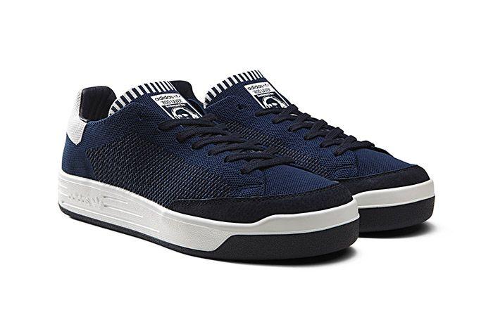 Adidas Rod Laver Primeknit Pk Navy 1