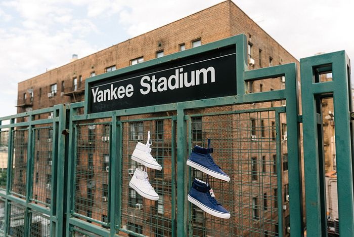 The General X Mlb Yankees X Vans3