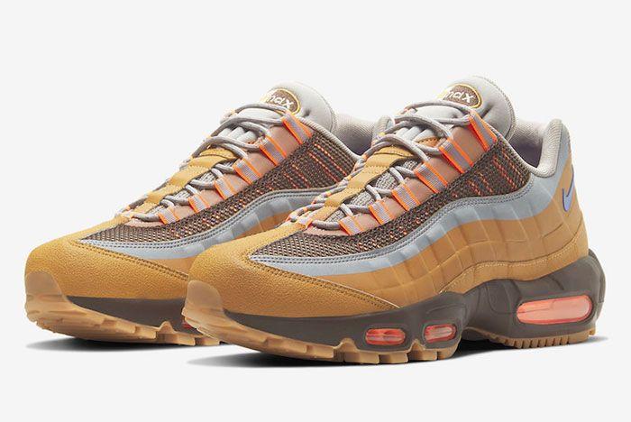 Nike Air Max 95 Wheat Toe