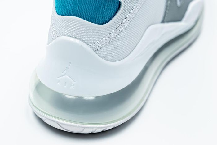 Jordan Air Latitude 720 White Release Date Heel