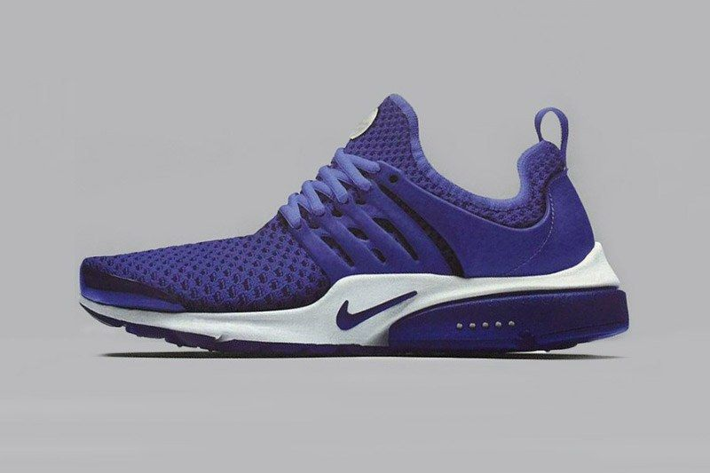 Nike Air Flyknit Presto Royal Preview