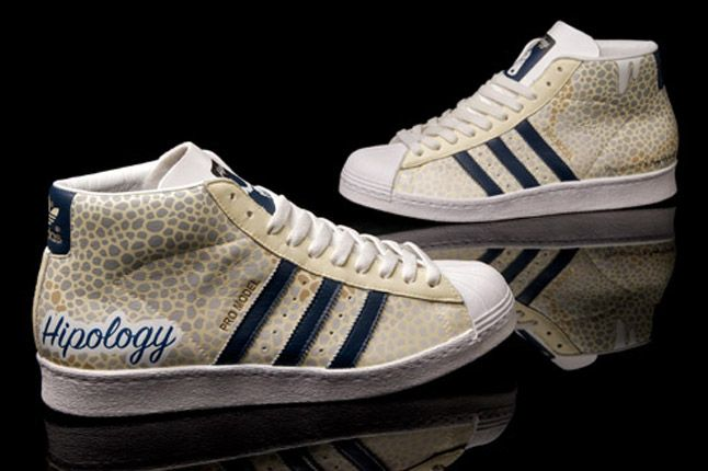Benji Blunt Hipology Visioneers Adidas Pro Model Tongue Pair 1
