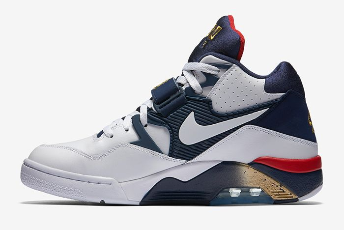 Nike Air Force 180 Olympic Charles Barkley3